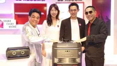 - LG  เปิด LG Sound Bar ใหม่, LG XBOOM, LG XBOOM Go ในไทย