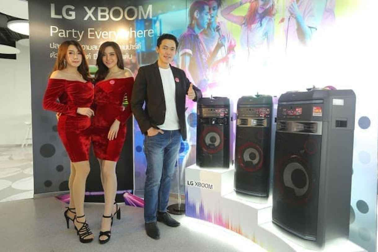- LGAudio2018PressConference28329 1 - LG  เปิด LG Sound Bar ใหม่, LG XBOOM, LG XBOOM Go ในไทย