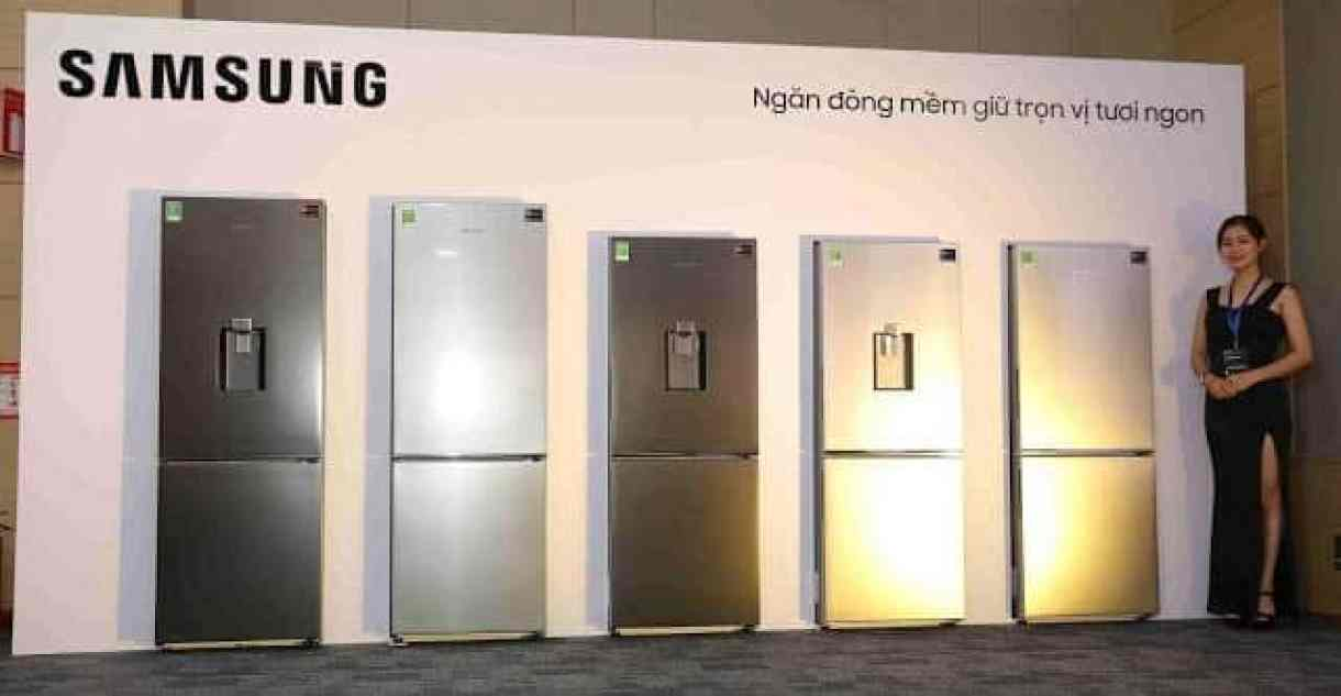 - Samsung BMF launch 03 2 - Samsung เปิดตัวตู้เย็นแบบช่องแช่แข็งด้านล่าง ครั้งแรกในโลกกับเทคโนโลยี Optimal Fresh Zone