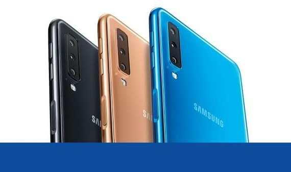 - Samsung Galaxy A7 Pre booking crop 2 - Samsung เปิดจอง Samsung Galaxy A7 2019 สมาร์ทโฟนกล้องหลัง 3 ตัว ตั้งแต่ 18 – 25 ตุลาคมนี้ ฟรี microSD และประกันจอแตก 1 ปี