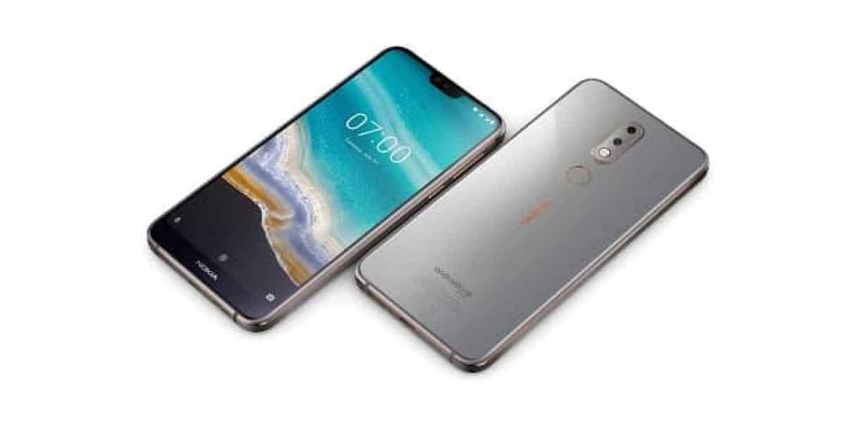 - nokia 7 1 steel 1 2 - Nokia เปิดตัว Nokia 7.1 ใช้ SNAP636 และจอ PureDisplay อัปคอนเทนต์เป็น HDR อัตโนมัติ และหูฟังไร้สายอีก 2 รุ่น