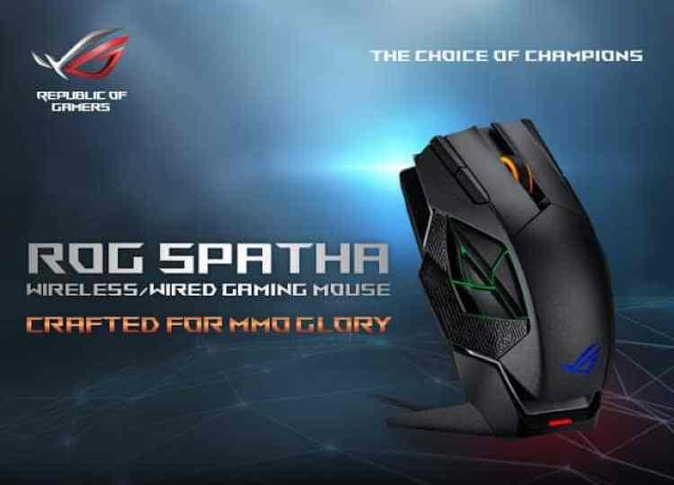 - ASUS จัดหนักยกเซ็ทอุปกรณ์เกมมิ่งเกียร์ชุดใหญ่มาไว้ที่งาน Thailand Game Show 2018 พร้อมโปรโมชั่นมากมาย