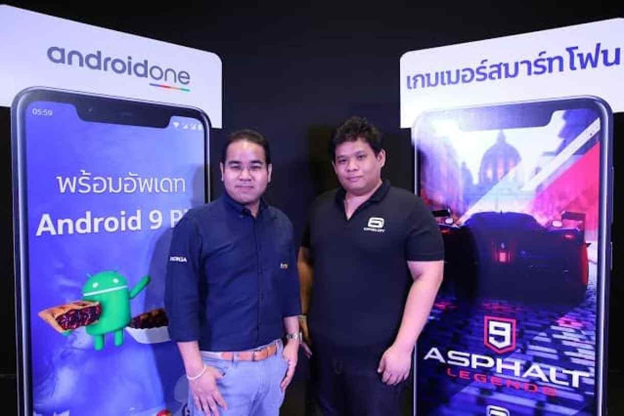 """- 02NokiaxGameloftThailandSpeedLegends 1 - HMD จับมือ Gameloft จัดการแข่งขัน """"Gameloft Thailand Speed Legends"""