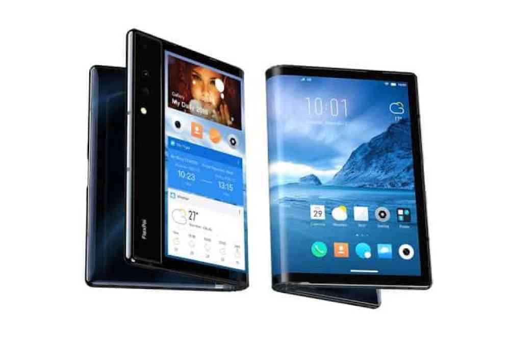 - 2 en 1000x1500 2 - บริษัท Rayole เผยโฉม FlexPai สมาร์ทโฟนจอพับได้รุ่นแรกของโลก