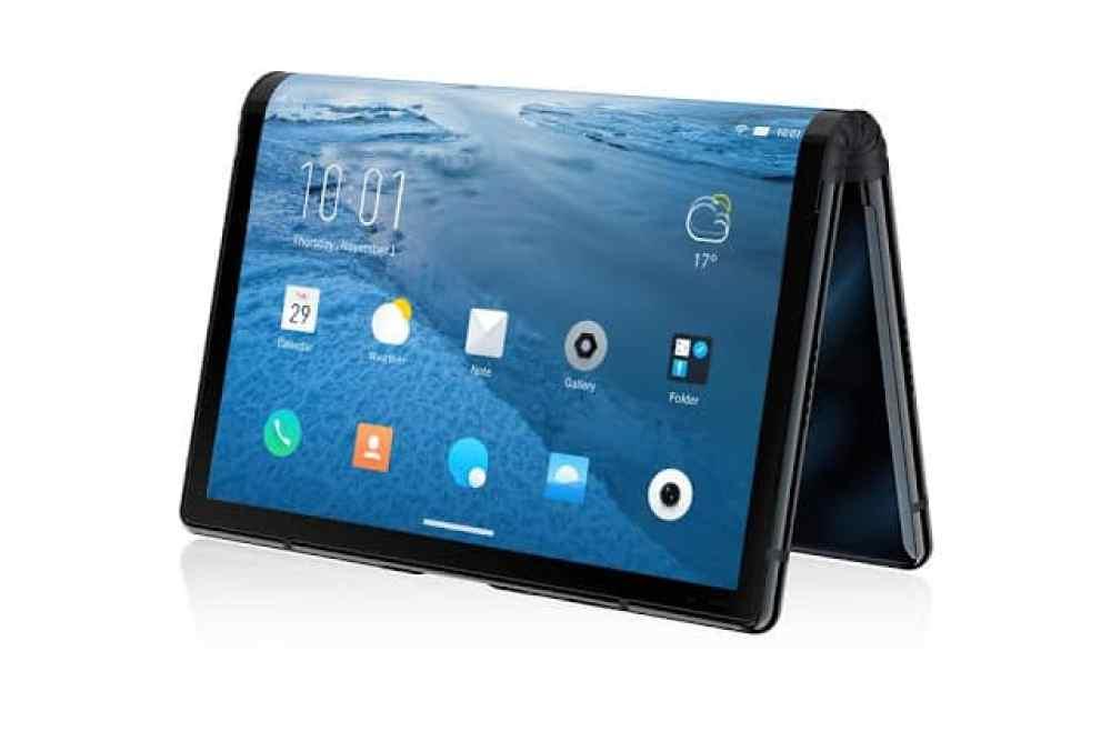 - 6 en 1000x1500 2 - บริษัท Rayole เผยโฉม FlexPai สมาร์ทโฟนจอพับได้รุ่นแรกของโลก
