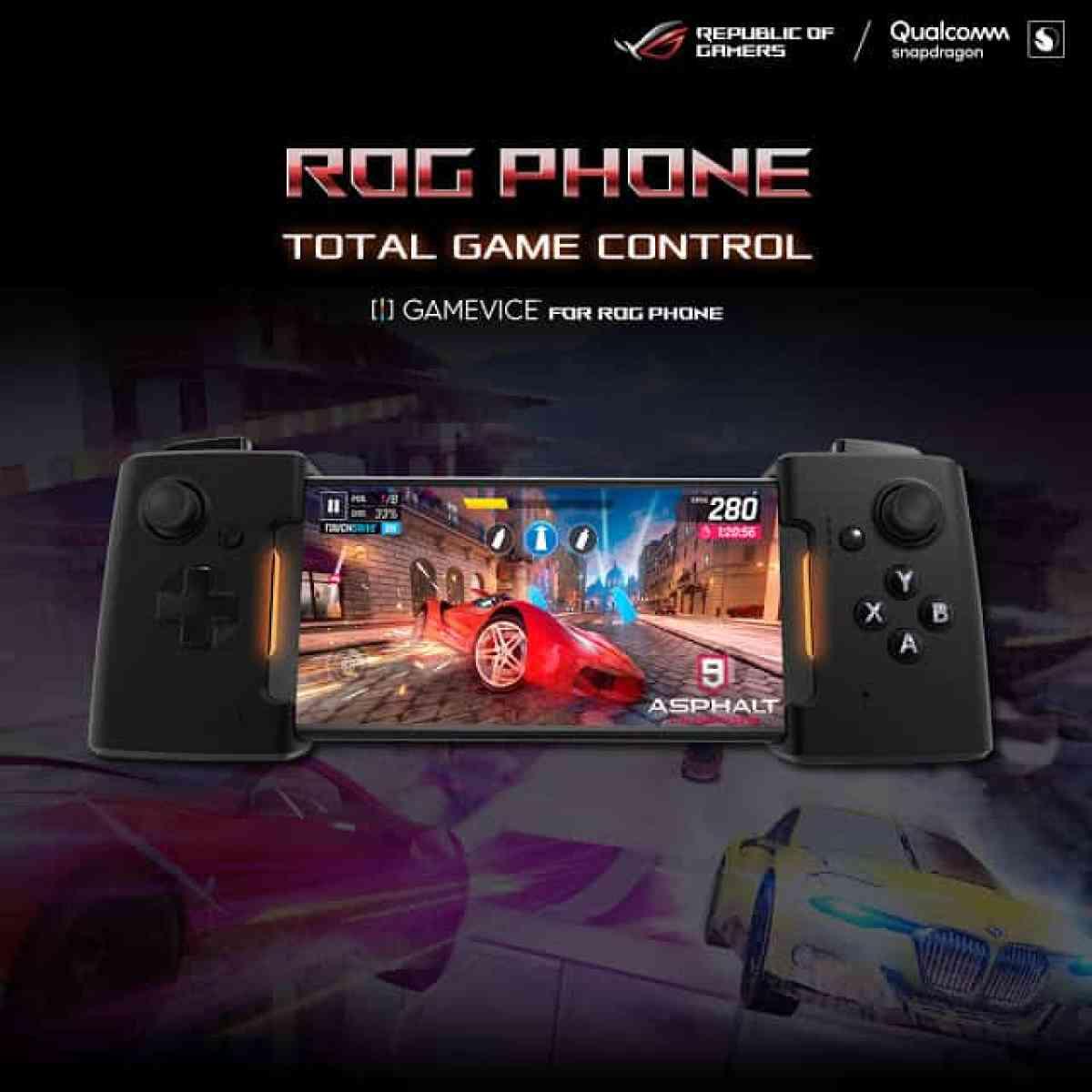 - Gamevice 2 - ASUS เปิดตัว ROG Phone ครั้งแรกในไทย!  แนะนำสุดยอดเกมมิ่งสมาร์ทโฟนที่แรงที่สุดในโลก