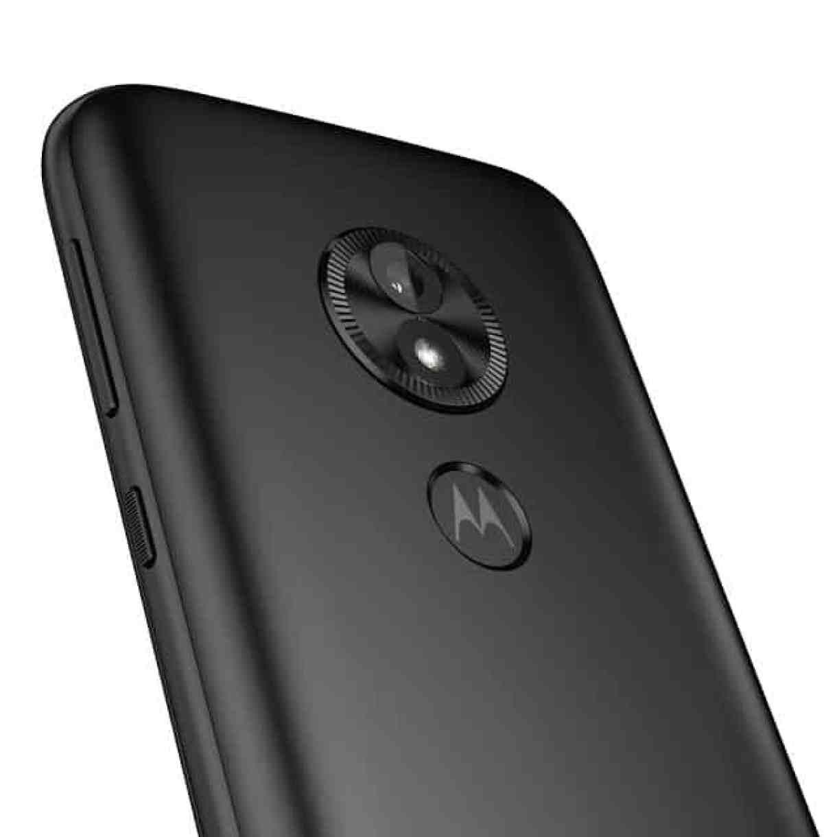 - MotoE5Play ROW Black CAMERADETAIL 1 - moto e5 play โทรศัพท์มือถือ Android Go จอใหญ่ มีสแกนลายนิ้วมือ ในราคาเพียง 2,888 บาท