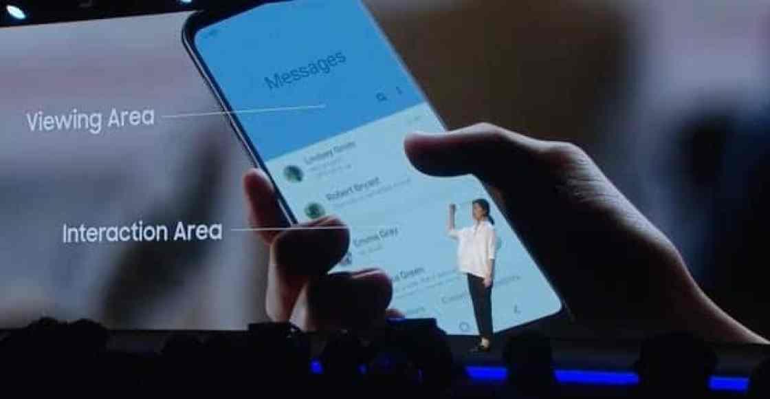 - Screen Shot 2018 11 07 at 2 - Samsung เปิดตัวส่วนติดต่อผู้ใช้ใหม่ในชื่อ One UI ใช้งานมือถือจอใหญ่ได้สะดวกขึ้น มีโหมดใช้งานตอนกลางคืน