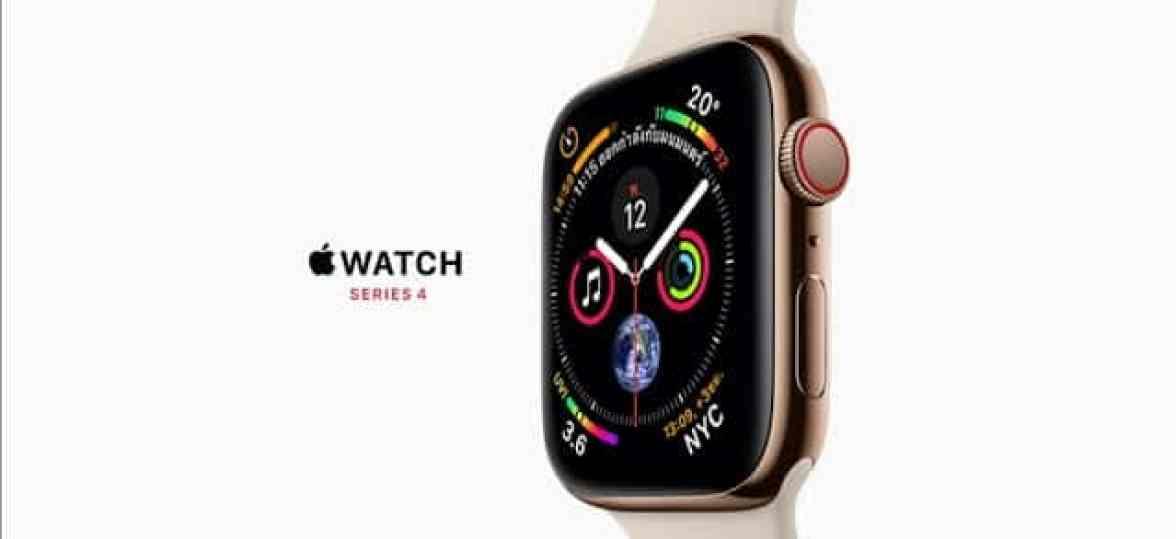 - Truemove H เตรียมวางจำหน่าย Apple Watch Series 4 รุ่นเซลลูลาร์ ในวันศุกร์ที่ 2 พฤศจิกายนนี้