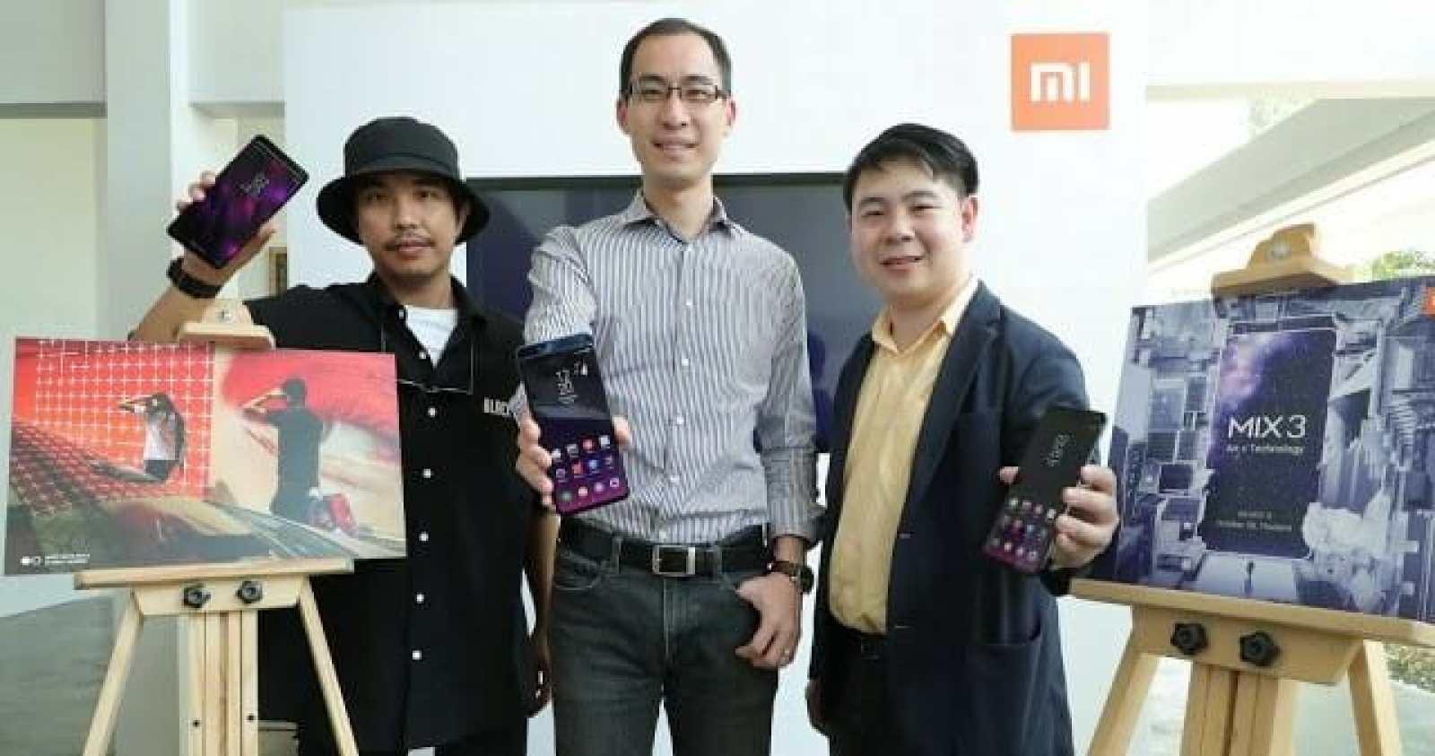 - Xiaomi14 4 - Xiaomi มียอดจัดส่งสมาร์ทโฟนได้กว่า 100 ล้านเครื่อง ขึ้นแท่นเป็นผู้จำหน่ายโทรศัพท์มือถือที่เติบโตเร็วที่สุดในประเทศไทย