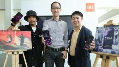 - Xiaomi มียอดจัดส่งสมาร์ทโฟนได้กว่า 100 ล้านเครื่อง ขึ้นแท่นเป็นผู้จำหน่ายโทรศัพท์มือถือที่เติบโตเร็วที่สุดในประเทศไทย