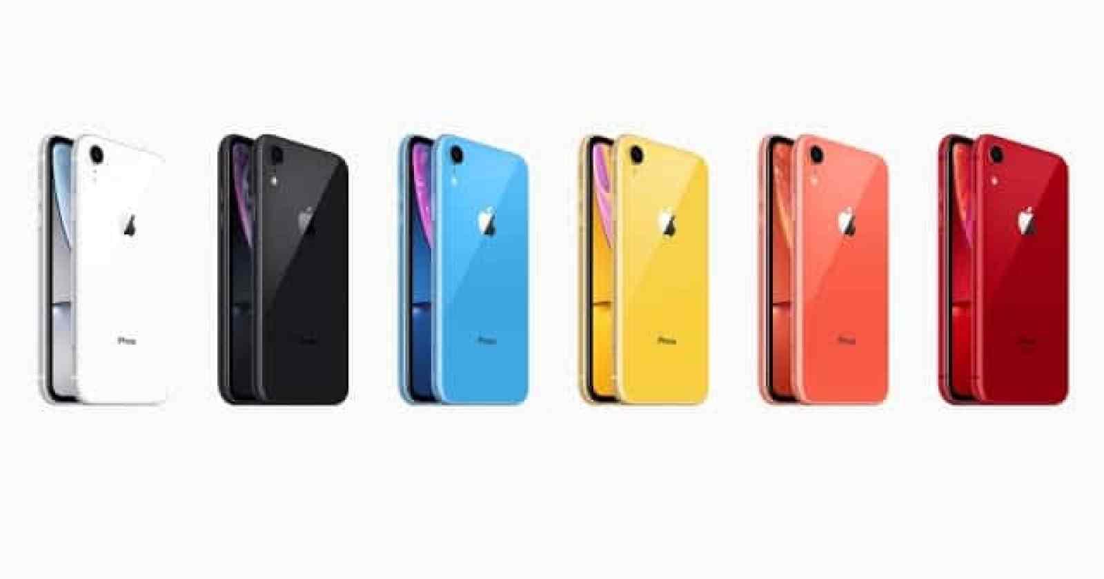 - ipadprophotoshop 7 - แหล่งข่าวเผย Apple iPhone XR ไม่ได้ขายดีอย่างที่คาด