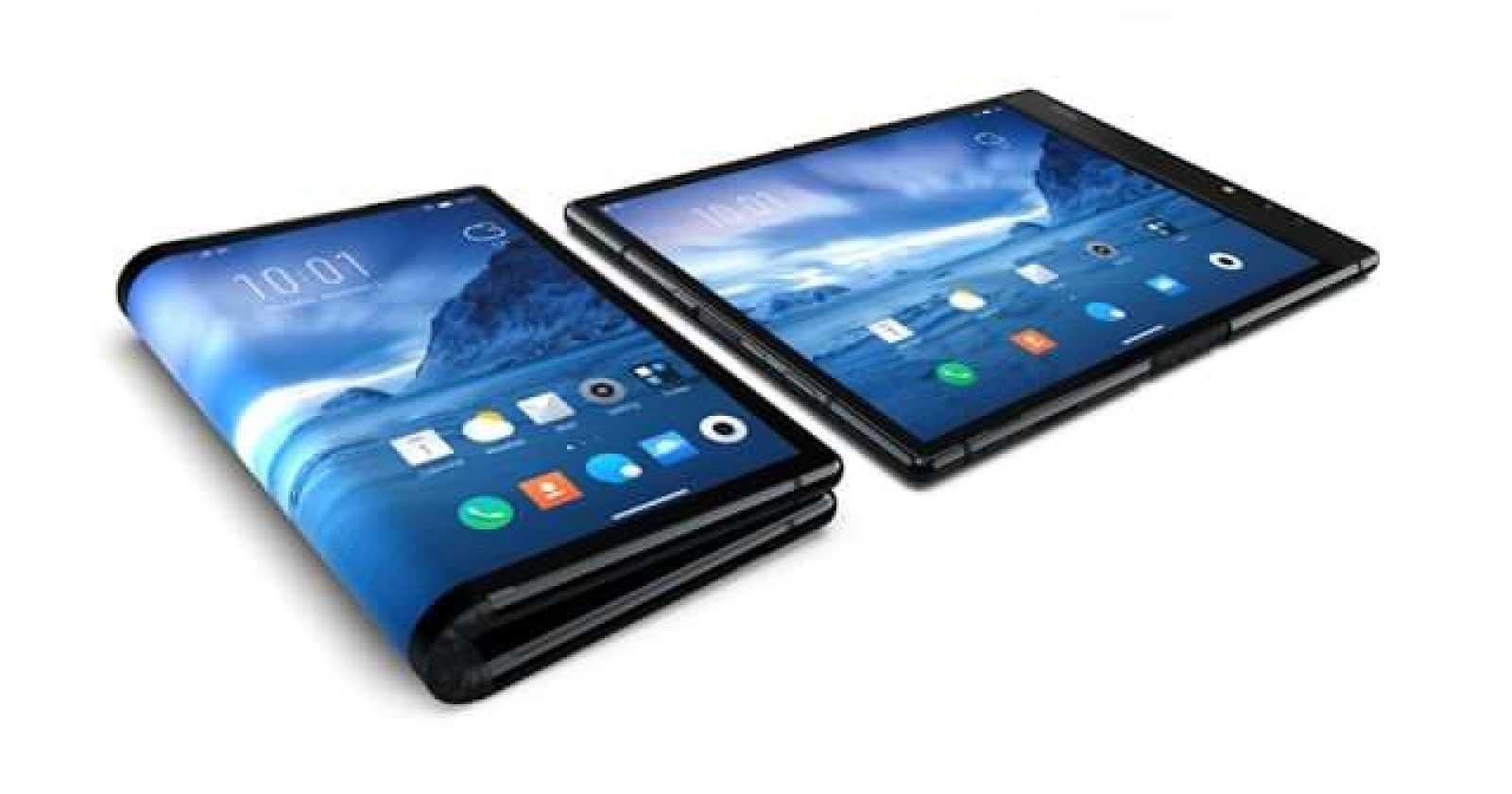 - ipadprophotoshop 8 - บริษัท Rayole เผยโฉม FlexPai สมาร์ทโฟนจอพับได้รุ่นแรกของโลก