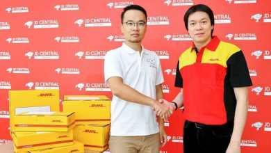 - DHL eCommerce ประกาศความร่วมมือกับ JD CENTRAL ส่งของรวดเร็วทันใจ