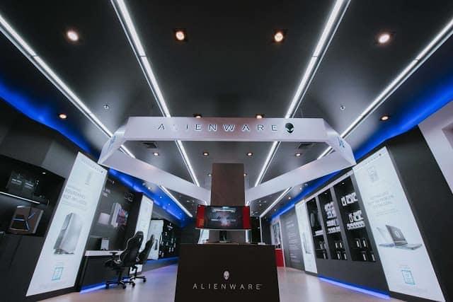 - 02AlienwareExperienceStore - สาวกเอเลี่ยนห้ามพลาด Alienware Experience Store เปิดแล้ววันนี้ที่เซ็นทรัลเวิลด์