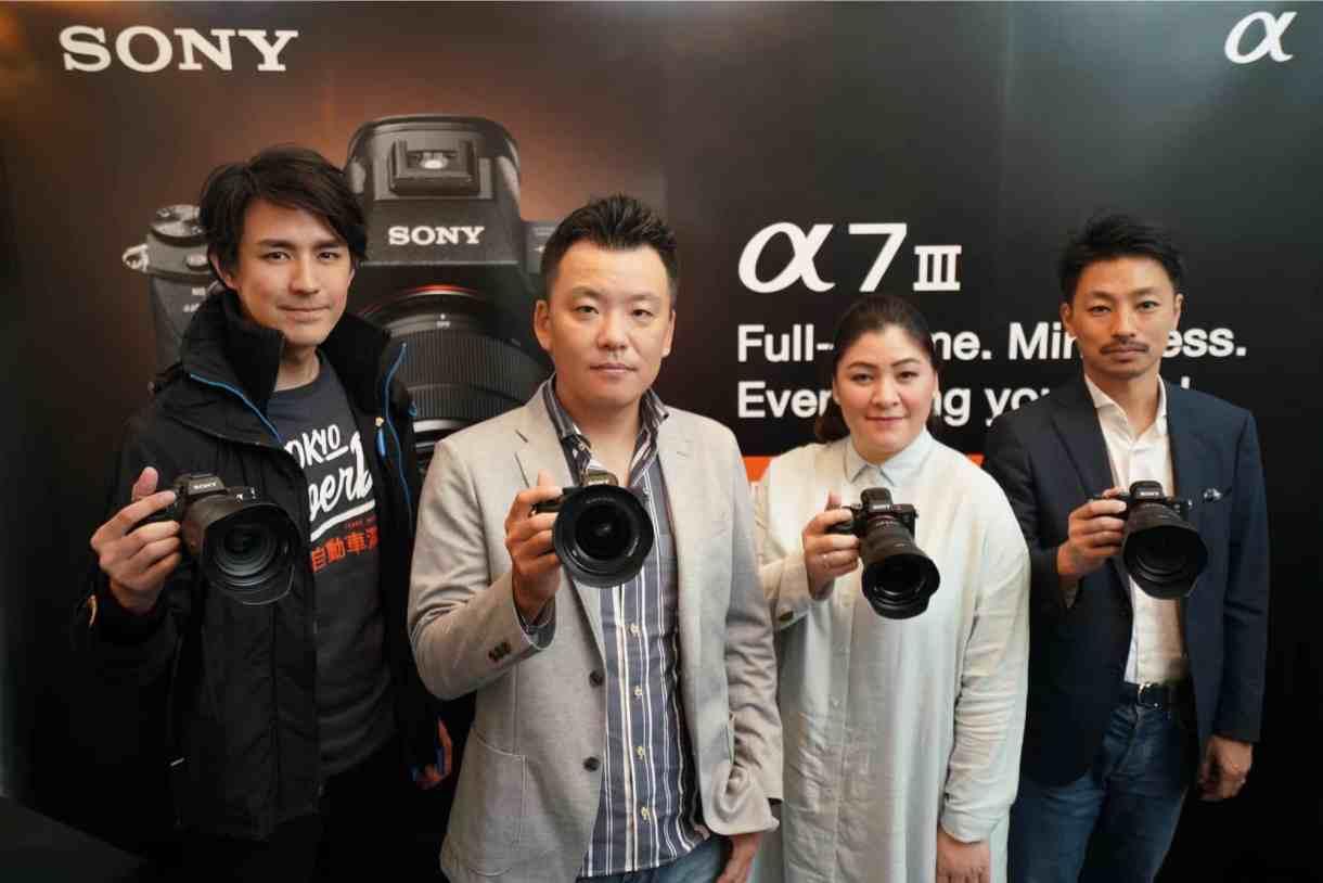 - 1521467006 1 - Sony α7 III ชูเทคโนโลยีสุดล้ำยกระดับมาตรฐานกล้องดิจิตอล