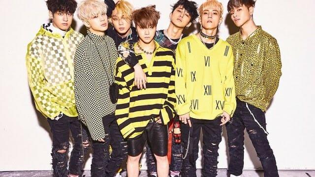 """- """"iKON"""" ศิลปิน K-POP ไอดอลระดับเอเชีย ผู้สร้างสีสันให้กับงานเปิดตัว Galaxy S10 ในไทย"""