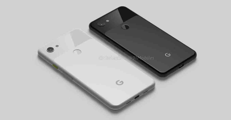 - เว็บดังเผย Pixel รุ่นกลางจะมาในชื่อ Pixel 3a และ Pixel 3a XL