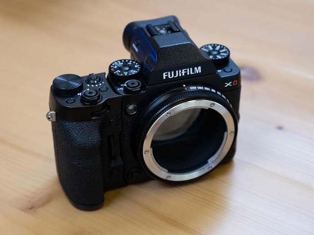 - Fujifilm GFX XCEA9 modular medium format mirrorless camera prototype 2 - ชมกล้องต้นแบบ Fujifilm GFX XΩ กล้อง Medium Format แบบ Modular เปลี่ยนชิ้นส่วนได้