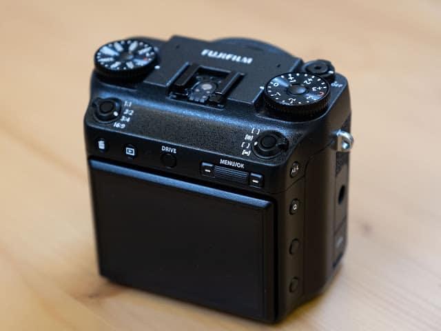 - Fujifilm GFX XCEA9 modular medium format mirrorless camera prototype 4 - ชมกล้องต้นแบบ Fujifilm GFX XΩ กล้อง Medium Format แบบ Modular เปลี่ยนชิ้นส่วนได้