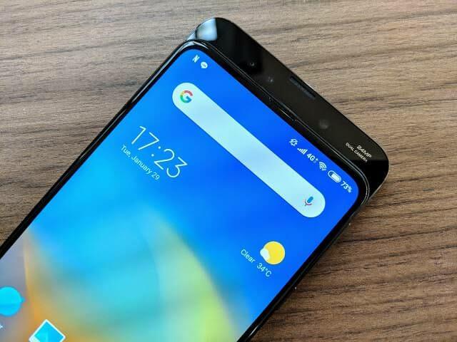 - IMG 20190129 172320 - รีวิว Xiaomi Mi MIX 3: สเปกโหดสะใจ จอไร้ขอบไร้ติ่งเต็มตา วัสดุเซรามิกหรูหรา ในราคา 18,999 บาท
