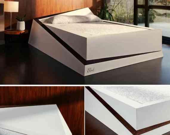 - LKB Collage - Ford เผยแนวคิด ที่นอนสำหรับคนนอนดิ้น