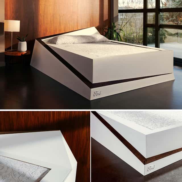 - Ford เผยแนวคิด ที่นอนสำหรับคนนอนดิ้น