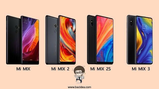 - MiMIxSeries - รีวิว Xiaomi Mi MIX 3: สเปกโหดสะใจ จอไร้ขอบไร้ติ่งเต็มตา วัสดุเซรามิกหรูหรา ในราคา 18,999 บาท