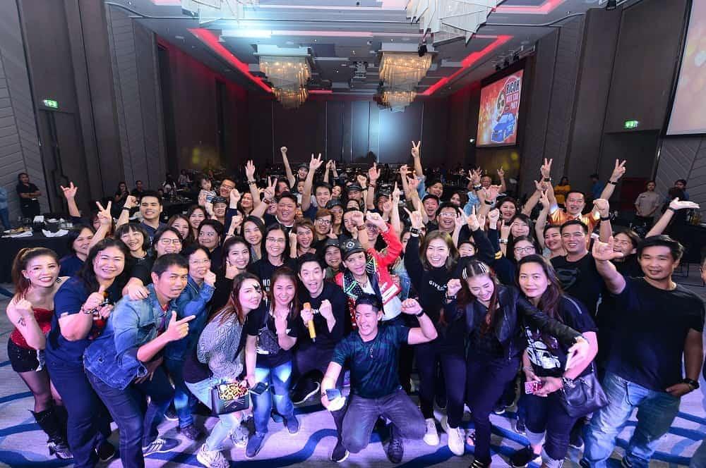 - RICOH จัดงานแรลลี่ RICOH Rock Star Party 2019 สร้างจิตสำนึกรักษ์โลก