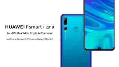 - HUAWEI เปิดตัว HUAWEI P Smart+ 2019 ตัวต่อ Nova 3i มาพร้อมกล้องหลัง 3 ตัว