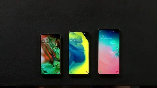 - Screenshot 29 1 - Samsung เปิดตัวสมาร์ทโฟนซีรีส์ S10 ถึง 3 รุ่น พร้อมรุ่นจอพับ Galxy Fold
