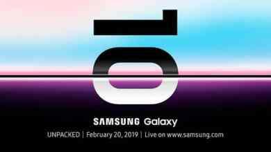 - กาปฏิทินรอ Samsung เตรียมเปิดตัว Galaxy S10 Series วันที่ 20 กุมภาพันธ์ 2562