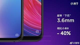 - Xiaomi Mi 9 Chin - Xiaomi เปิดตัว Mi9 สเปกจัดเต็ม กล้อง 3 ตัวคะแนน DxOMark 107 ในราคาเอื้อมถึง