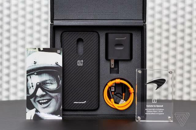- akrales 181210 3126 0032 - OnePlus 6T McLaren Edition มาพร้อมแรม 10 GB และชาร์จไว Warp Charge 30