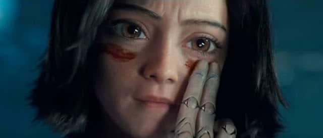 - alitabattleangel eyepaint 700x299 - Alita : Battle Angel หนังไซไฟวิพากย์สังคมแบบเบาๆ