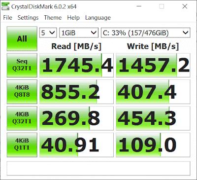 - capture 20190220 155422 - รีวิว ASUS Zenbook 15 UX533FD แล็ปท็อปจอขอบบางเฉียบ สวยงามจนต้องเหลียวมอง