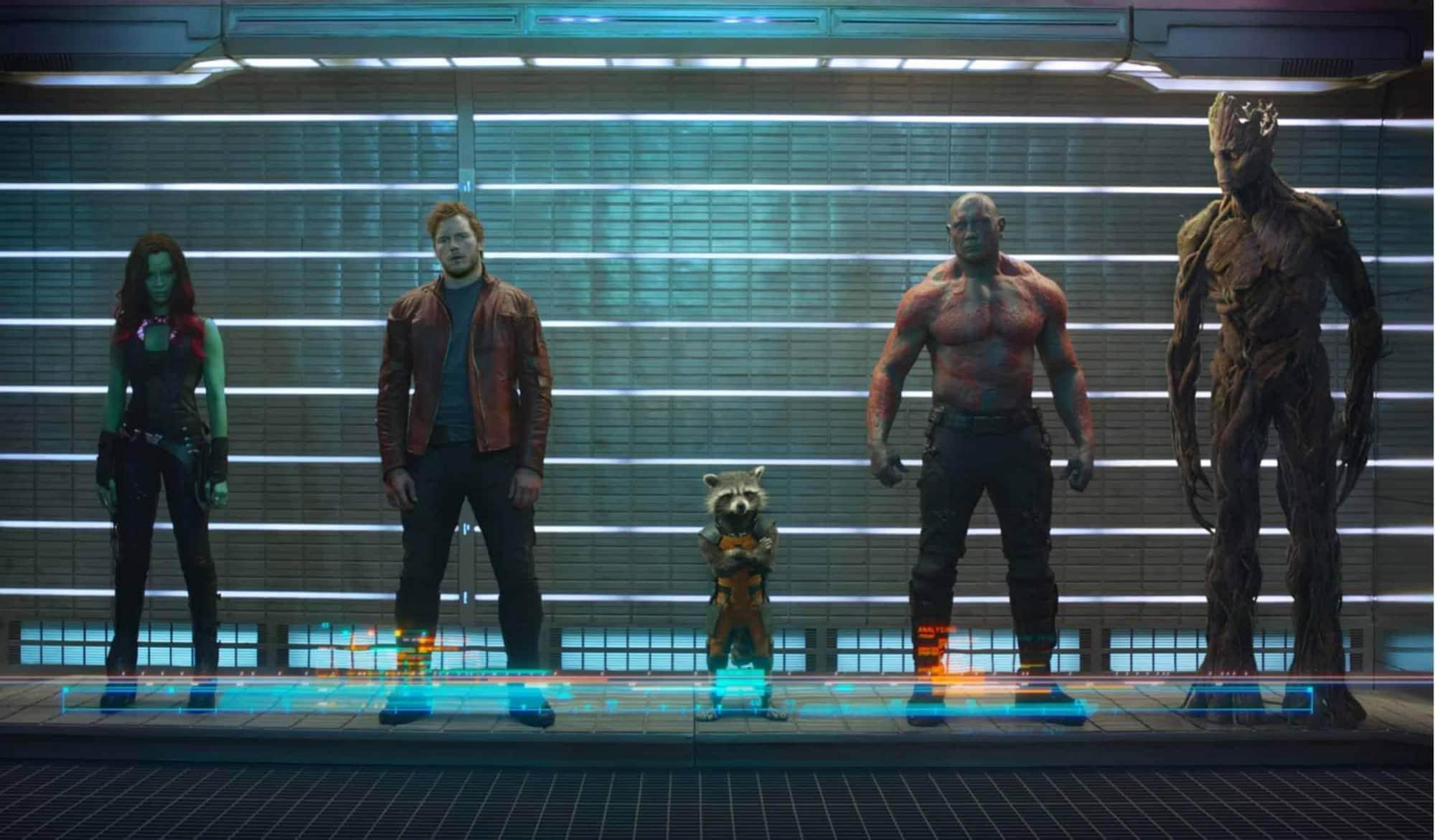 Disney จ้าง James Gunn กลับมากำกับ GUARDIANS OF THE GALAXY VOL. 3 อีกครั้ง 2