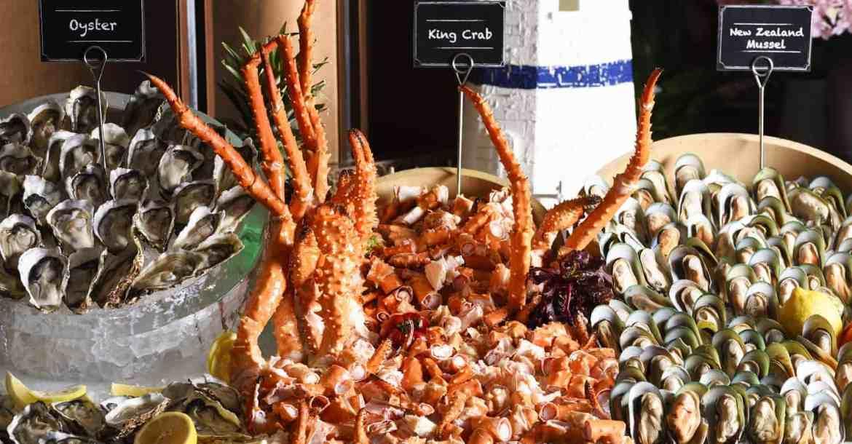 - photo - ลิ้มรสเมนูซีฟู้ดระดับห้องอาหารโรงแรมที่ โรงแรมเดอะ เบอร์เคลีย์ ประตูน้ำ พร้อมโปรโมชั่นบุฟเฟต์มา 2 จ่าย 1 สุดคุ้ม