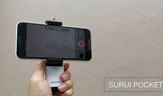 - surui - รีวิว SIRUI Pocket ES-01W ไม้กันสั่นสำหรับมือถือที่พกพาง่ายที่สุด