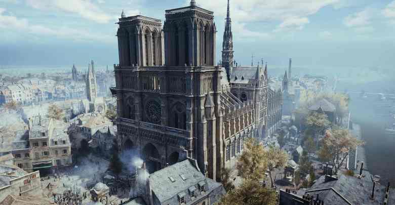 - Ubisoft บริจาคเงินช่วยบูรณะมหาวิหาร Notre Dame พร้อมแจกเกม Assassin's Creed Unity ให้เล่นฟรี