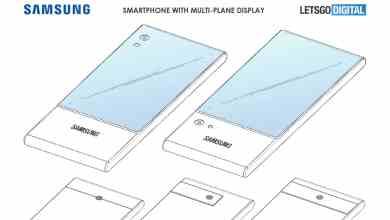 - BACcover 28 - Samsung จดสิทธิบัตรมือถือที่มีจอพันรอบเครื่องจากด้านหน้าไปด้านหลัง ใช้เซลฟี่และแจ้งเตือน