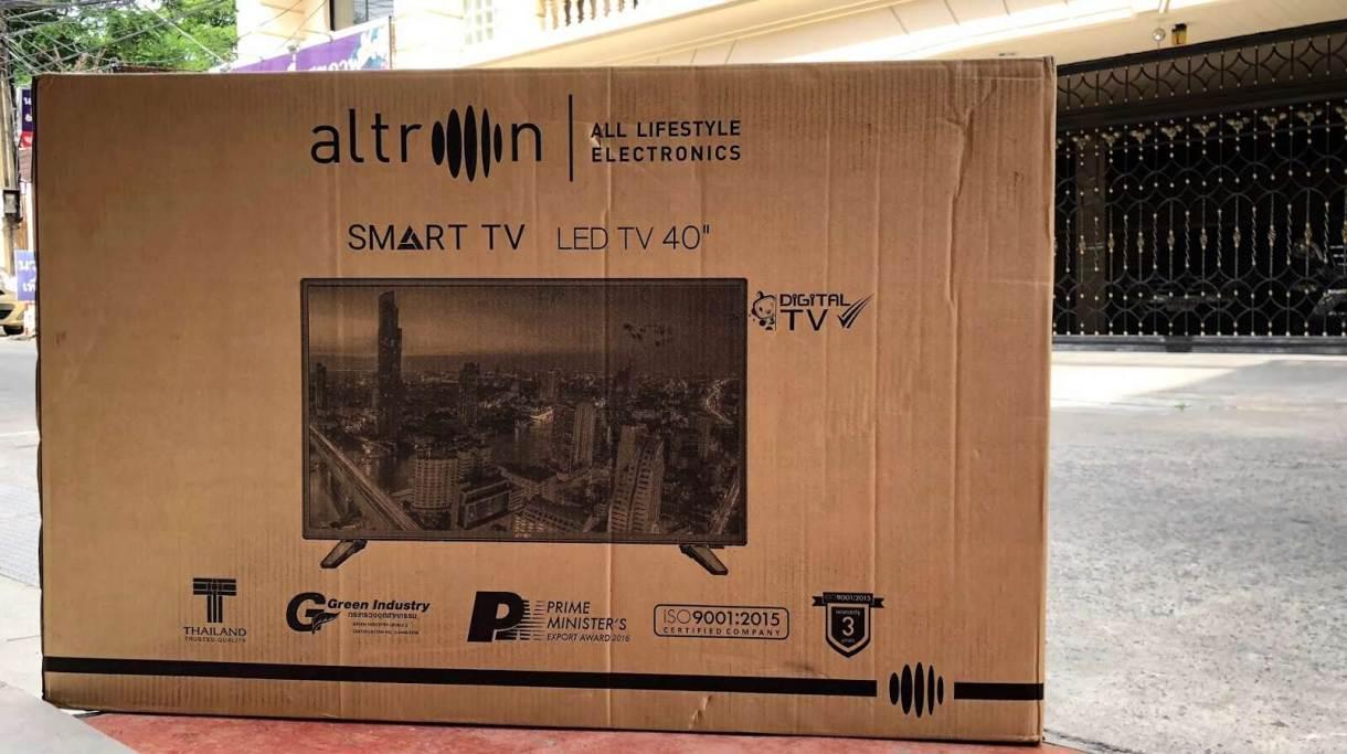 - IMG 1703  - รีวิว altron LTV-4005 LED Smart TV ขนาด 40 นิ้ว จากผู้ผลิตธานินทร์แบรนด์ดังระดับตำนาน