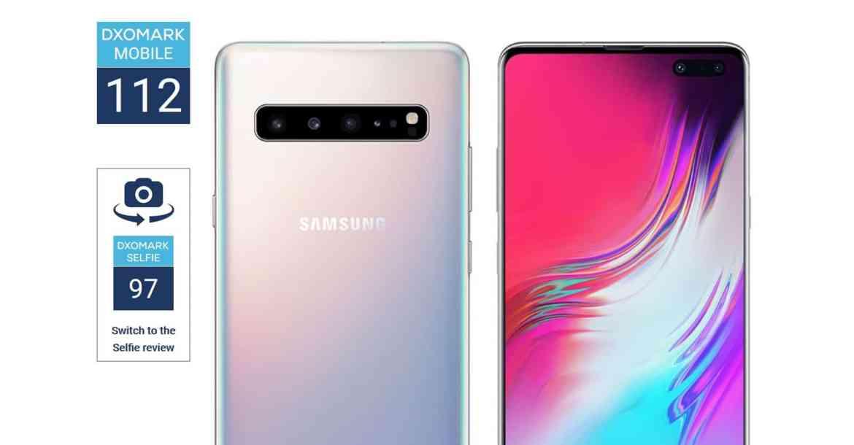 - Samsung Galaxy S10 5G ได้คะแนน DxOMark 112 คะแนน ร่วมกับ HUAWEI P30 Pro