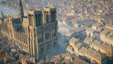 - notredame - เกม Assassin Creed : Unity อาจมีส่วนช่วยในการบูรณะวิหาร Notre Dame