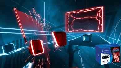 - ss 7f65e81cafd61e843c15166b0cf46351afdab0cb - ชุดเดียวครบ PlayStation VR Beat Saber All-in-One Pack ราคา 11,990 บาท