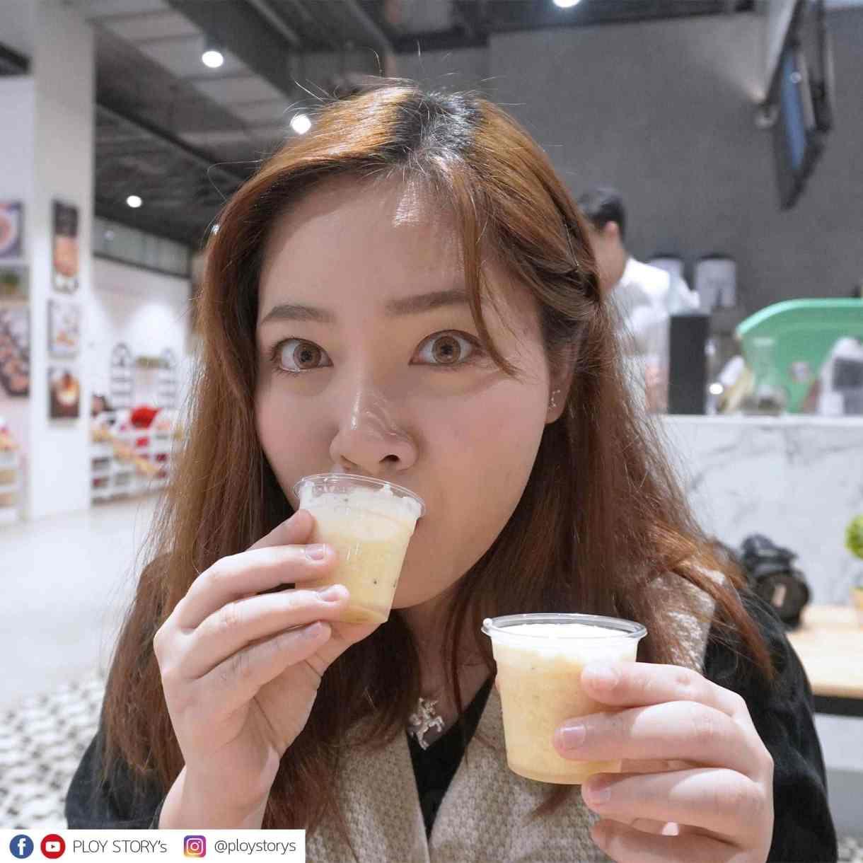 - 07 - รีวิวร้านชา TEASO สวรรค์ของคนรักชา ต้นตำรับจากฮ่องกง คนลดน้ำหนักกินได้แบบไม่รู้สึกผิด