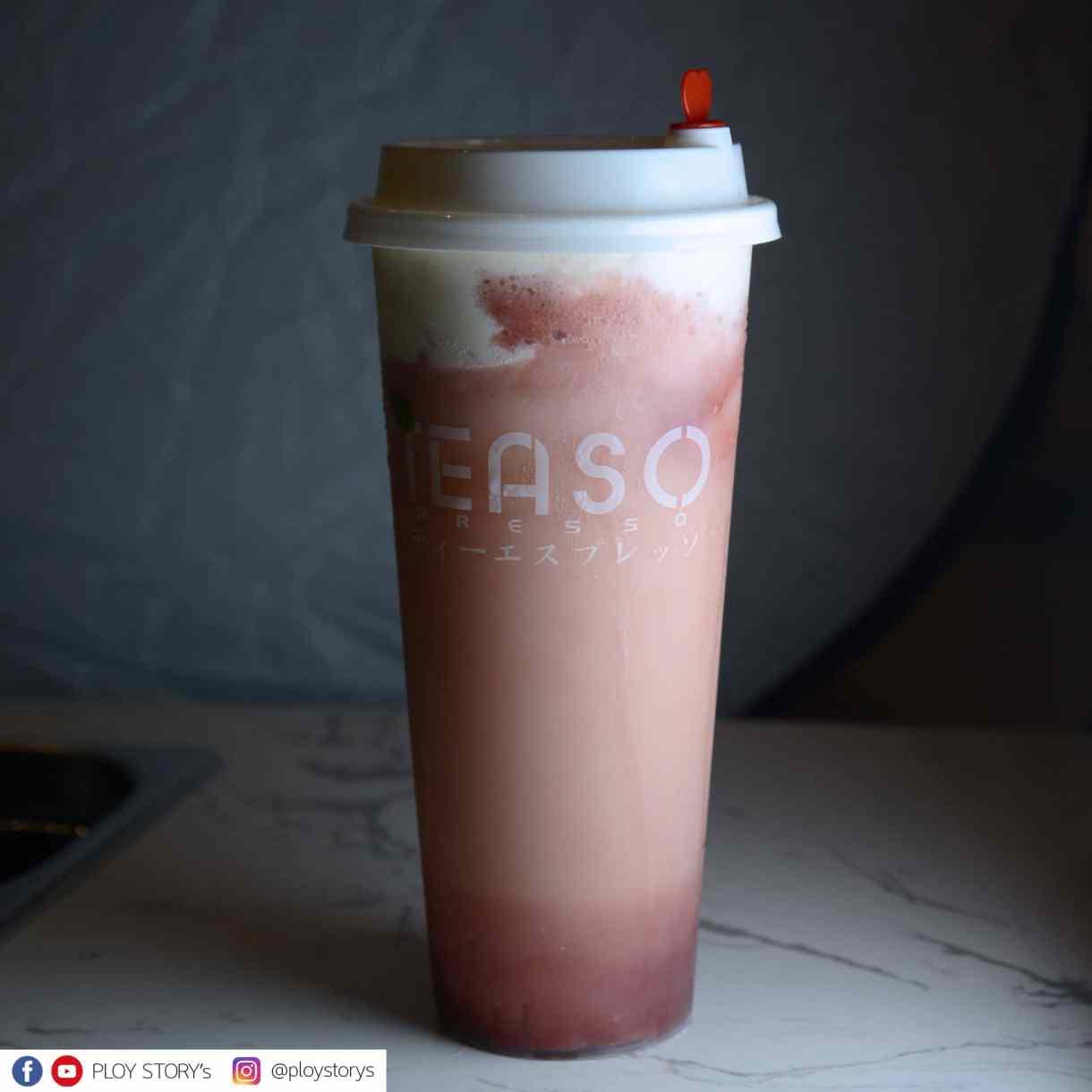 - 15 - รีวิวร้านชา TEASO สวรรค์ของคนรักชา ต้นตำรับจากฮ่องกง คนลดน้ำหนักกินได้แบบไม่รู้สึกผิด