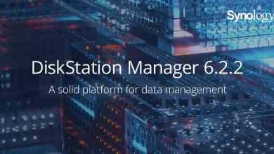 synology เปิดตัว diskstation manager 6.2.2 - Synology เปิดตัว DiskStation Manager 6.2.2