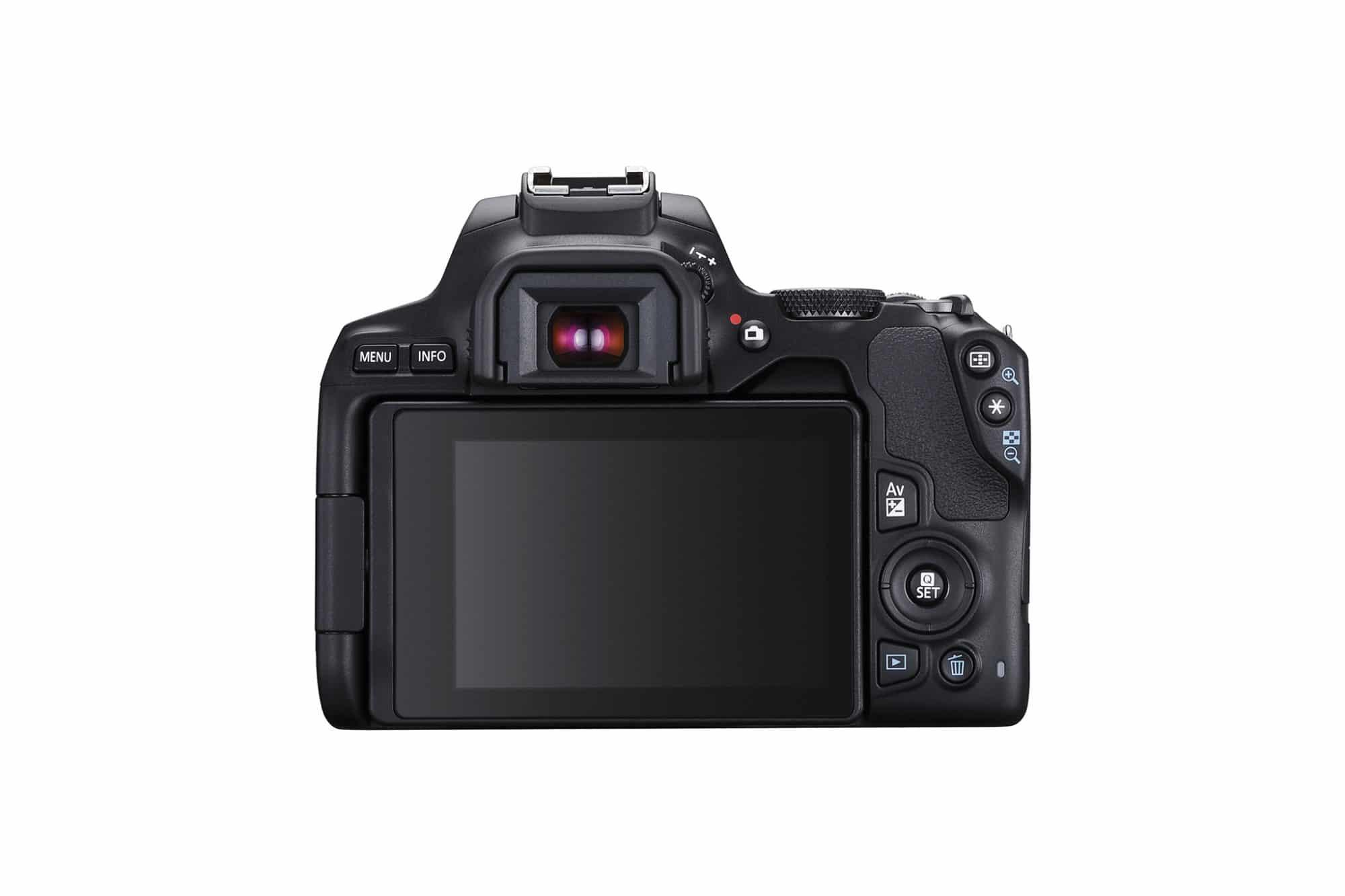 - Canon เปิดตัว EOS 200D II ขนาดเล็กกะทัดรัด มี Eye-AF