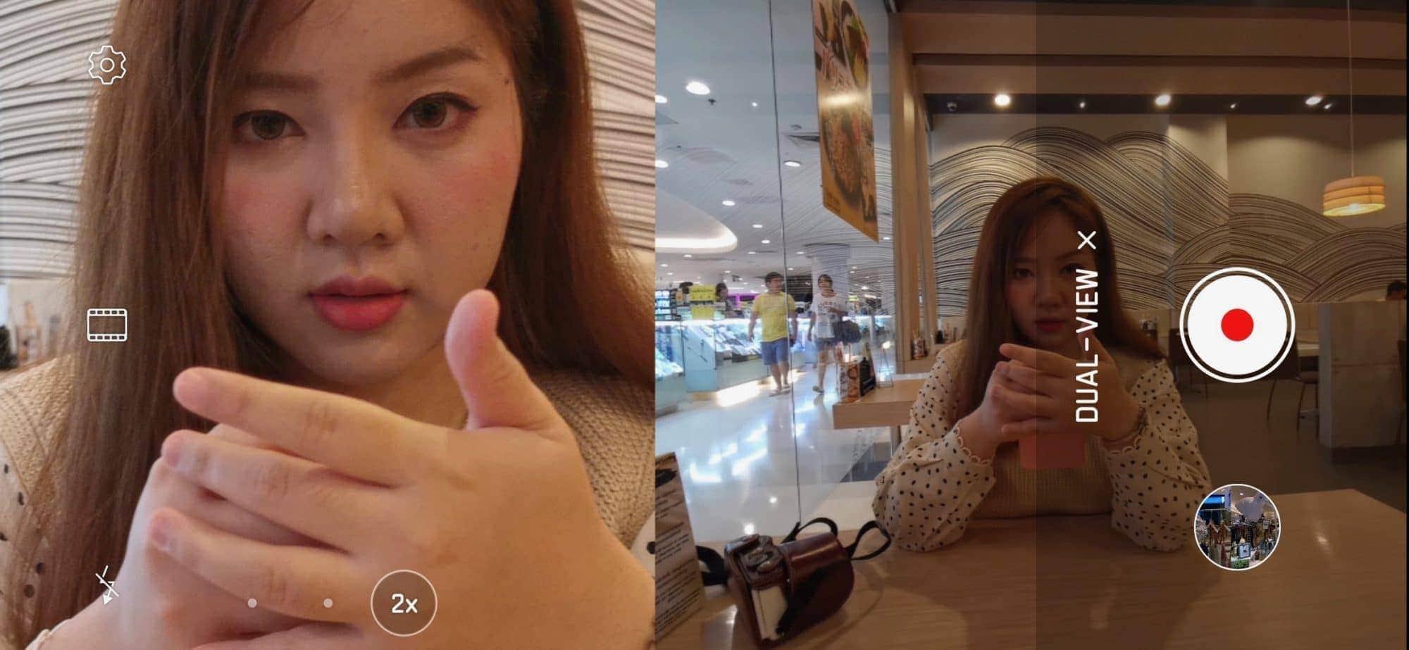- รีวิวโหมดใหม่ใช้จริงกับ Dual-View ถ่ายวีดีโอ 2 กล้องพร้อมกันบน HUAWEI P30 series